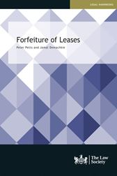 Forfeiture of Leases
