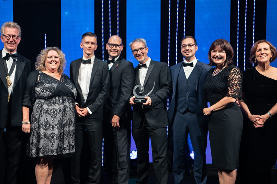 Excellence in Client Service Winner CFG Law