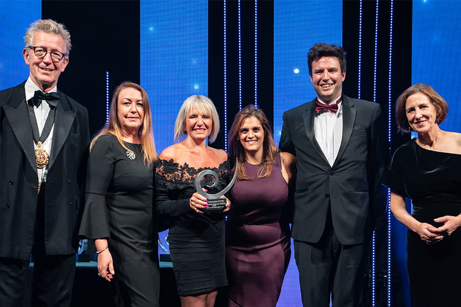 Excellence in International Legal Services Winner The International Family Law Group