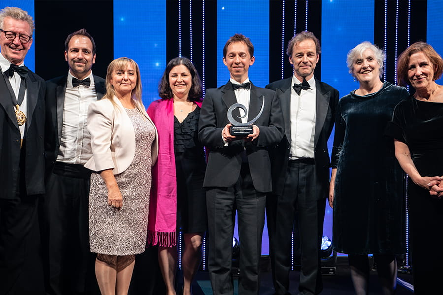 Excellence in Learning and Development Winner Russell-Cooke and Lawyers in Charities