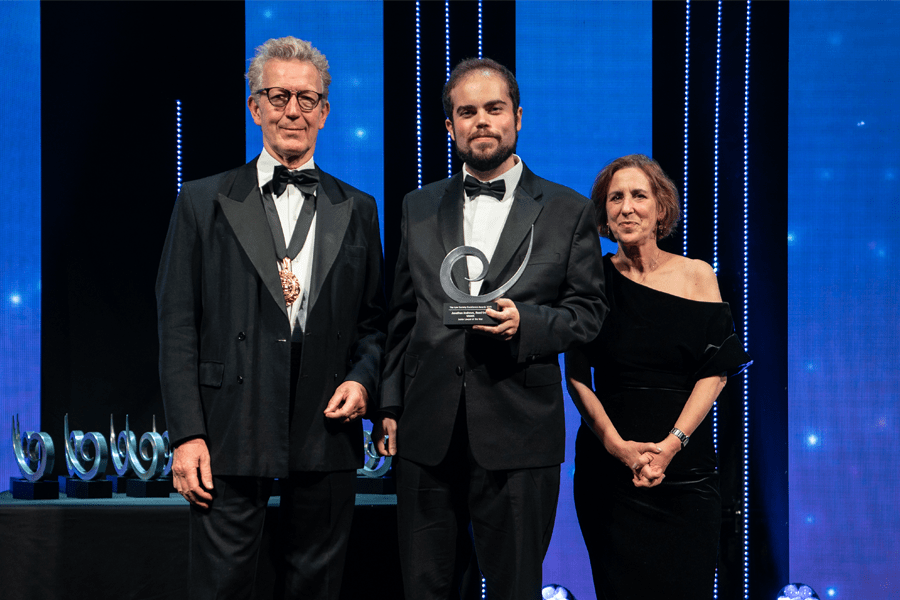 Junior Lawyer of the Year Winner Jonathan Andrews of Reed Smith