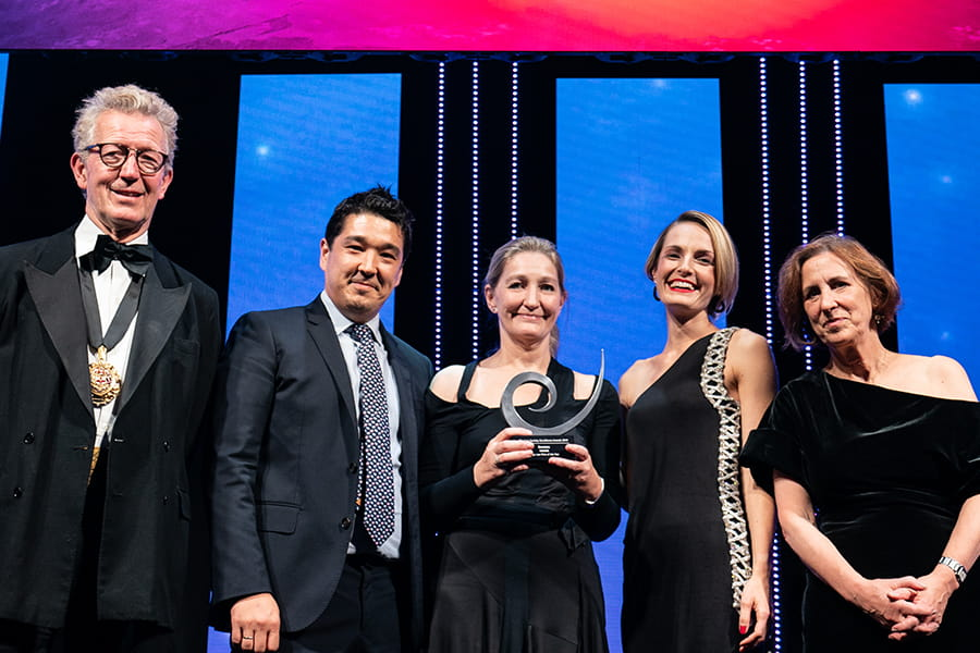 Large Law Firm of the Year Winner Dentons