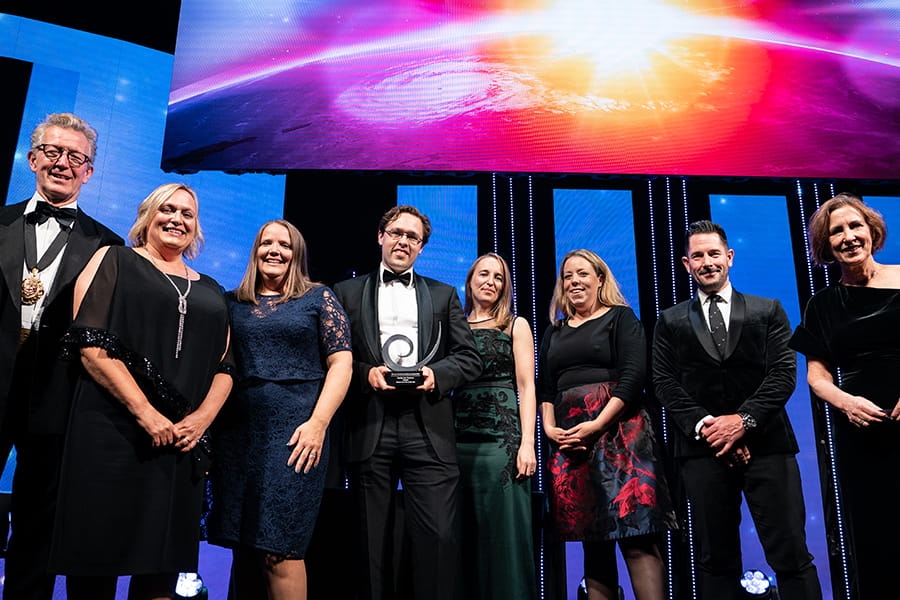 Medium Law Firm of the Year Winner Family Law Partners