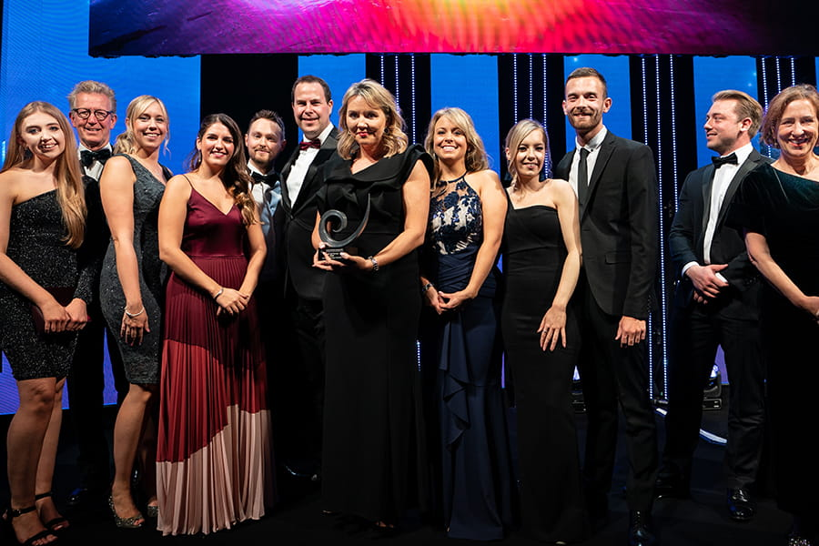 Excellence in Technology Innovation Winner Co-op Legal Services