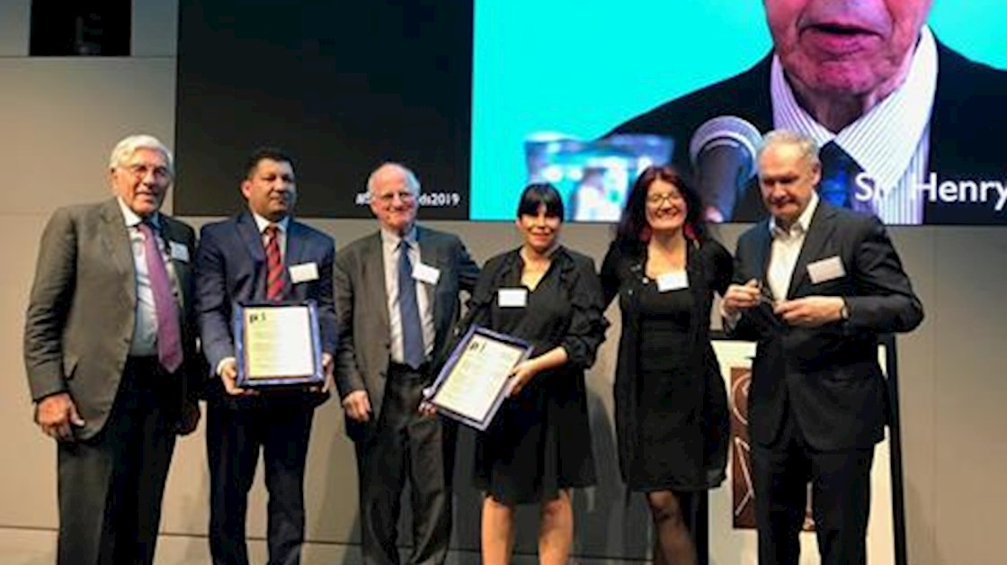 The Law Society at the Annual Sir Henry Brooke Awards 2019