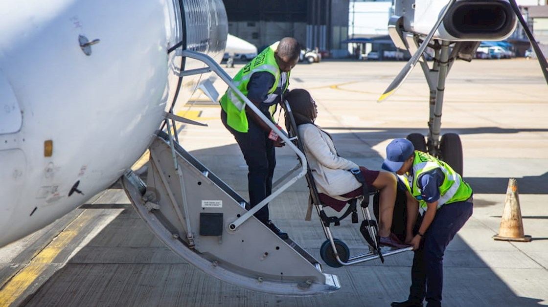 Accessible aviation