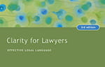 Clarity for Lawyers, 3rd edition