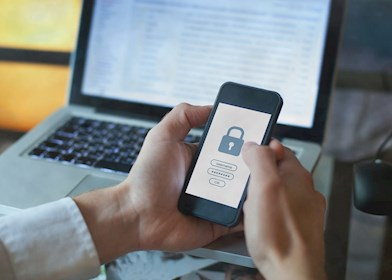 Phone-computer-cybersecurity