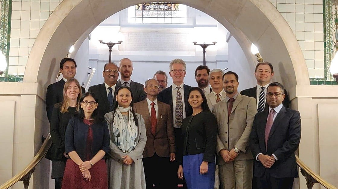 Law Society meting with Indian Ministry of Law and Justice delegation