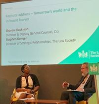 Annual conference 2019 - Blackman and Denyer