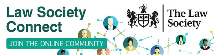 Law Society Connect - join the online community