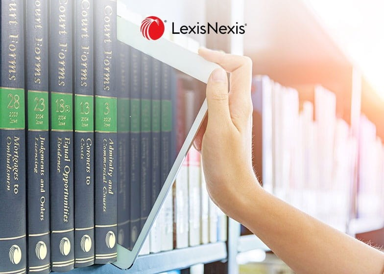 Legal intelligence from LexisNexis