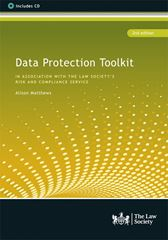 Data Protection Toolkit, 2nd edition book cover