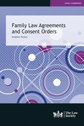 Family Law Agreements and Consent Orders book cover